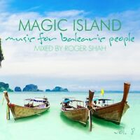 ROGER SHAH - MAGIC ISLAND VOL.8-MUSIC FOR BALEARIC PEOPLE  2 CD NEW!