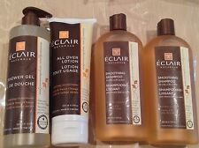BEST DEAL!! Eclair Naturals hair and body products 4 products!!!! FREE SHIP