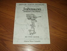 SEA KING-MERCURY-CLINTON-JOHNSON-OUTBOARD PARTS MANUAL CHOOSE 1 FROM LIST46-80.