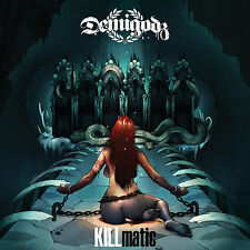 DEMIGODZ Killmatic CD APATHY CELPH TITLED DJ PREMIER AOTP FORT MINOR GBC SOB