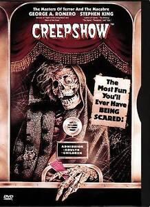 Creepshow (Snap Case Packaging) - DVD -  Very Good - Stephen King,Ed Harris,Vive