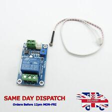 5V DC Relay Module Photoresistor Light Control Sensor Switch Bright Detection