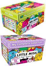 Mr Men & Little Miss 84 BooksThe Complete Collection Gift Set Roger Hargreaves