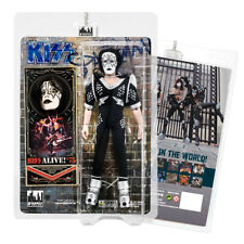Kiss 8 Inch Action Figures Alive Re-Issue Series: The Spaceman
