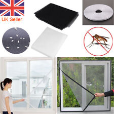 Window Insect Screen Mesh Net Fly Bug Mosquito Moth Door Netting Net Cover