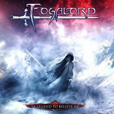 FOGALORD - A LEGEND TO BELIEVE IN CD NEW ensiferum rhapsody manowar tyr turisas