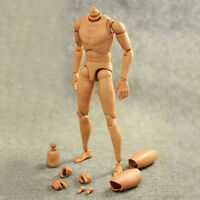 HOT FIGURE 1/6 scale action figure bodies Narrow shoulders accessories