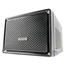 Boîtier PC Mini ITX CUBE ALANTIK CASAC1 2x 3.0 Cabinet Middle tower Pas