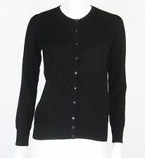 Ex M&S Ladies Womens  Classic Cardigan Sweater Super Soft Long Sleeve Big