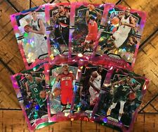 2019-20 Panini Prizm Basketball PINK CRACKED ICE PRIZM *You Pick From List*