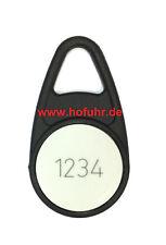 Transponder, Schlüsselanhänger, RFID, EM4200, für CAME, ABUS, Telenot, 125 kHz