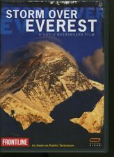 Frontline - Storm Over Everest (DVD, 2008) - VERY GOOD - SHIP FREE