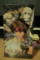Orphen - Vol. 1: Spell of the Dragon (VHS, 2001) English Dubbed