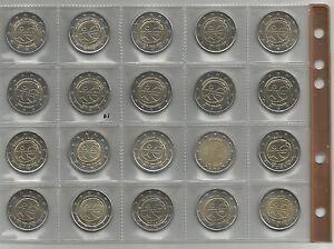 2 EURO 2009 10°UNIONE ECONOMICA  E MON. E.M.U UNC  SCEGLI QUELLE CHE TI SERVONO