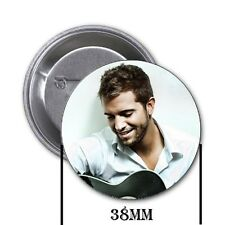 Pablo Alboran - Chapa, pin, badge, button, B