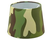 Camouflage Camo Lampshade Ceiling Light Shade lamp Kids Boys Bedroom Army Gifts