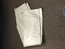 Mens Chino Trousers Size 36R
