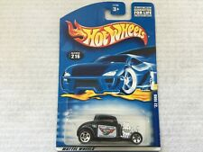 32 Ford Collector #216    Hot Wheels