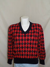 FILA MAGLIONE SWEATER JUMPER DONNA WOMAN TG.48 MADE IN ITALY  VINTAGE   202