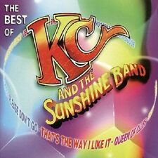 """KC & The Sunshine Band """"Best of"""" CD NUOVO"""