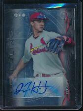 2014 Bowman Sterling Jack Flaherty Auto Prospect Autograph St. Louis Cardinals