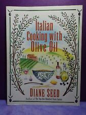 Italian Cooking With Olive Oil Diane Seed (The Italian Gourmet)  New