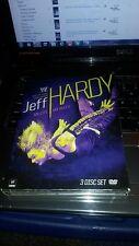 WWE: Jeff Hardy - My Life, My Rules WWF TNA