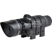 Remote Green Dot Adjusted Sight Metal Laser Scope for Rifle Gun 2 Switch 2 Mount