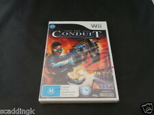 Nintendo Wii Game The Conduit Brand New Sealed