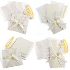 Invitations ivoire pour le mariage