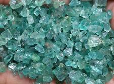 Natural Blue Apatite Rough Gem Specimen 200pcs or so  80g  LHSX7013