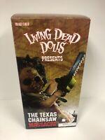 Living Dead Dolls Texas Chainsaw Massacre Leatherface Horror Exclusive Figure