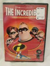 New listing The Incredibles (Dvd, Widescreen) New Free Ship