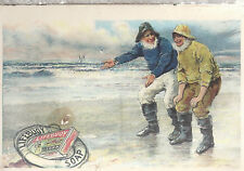 Lifebuoy Soap   early 20th century Trade Card   Reprint Unused Postcard 2618