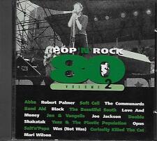 CD album: Compilation: Pop' N' Rock 80. Vol.2. Polygram. Z