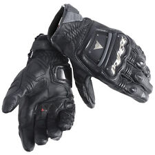 Dainese 4-Stroke EVO Street Motorcycle Gloves Black 2XLarge BRAND NEW