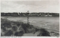 Portrush from the Sand Dunes Co Antrim Postcard Northern Ireland