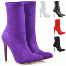 High Heel (3-4.5 in.) Clubwear Regular Size Shoes for Women