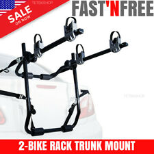Bike Rack Car Bicycle Mount Hitch Carrier SUV Truck Trunk Display Holder 2-Bikes