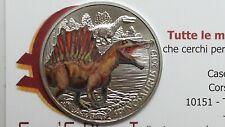 3 euro 2019 Austria Autriche Österreich Spinosauro Spinosaurus Dinosauro