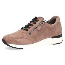 """Caprice Damen Sneaker, Gr. 39, Leder, taupe, """"on-air"""" Fußbett, Weite G, 23706"""