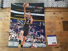 Skylar Diggins Signed 11x14 Photo Autographed Psa/Dna Itp Coa Dallas Wings Au