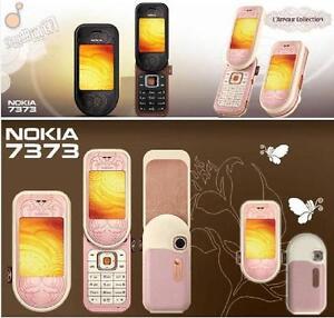 Nokia 7373 Mobile Phone Bluetooth 2MP Camera FM Music 2G GSM Cellphone 2.0 in