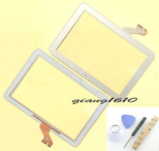 "For Toshiba Encore 2 WT10 10.1"" Touch Screen Digitizer Replacement Silver"
