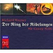 Richard Wagner - Der Ring des Nibelungen - the legendary Solti Ring cycle