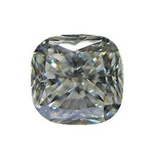 Natural (Finished) Cushion Loose Diamonds