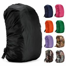 Backpack Rain Cover Camping Hunting Travel Reusable Bag Dust Portable Hiking New