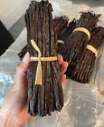 10 Gousses Vanille Bourbon de Madagascar 17-19cm - 40 grammes