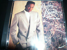 Bobby Brown Don't Be Cruel (Australia) CD - Like New