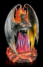 Lucifer Figura - LORD OF DARKNESS - L. A. Williams FANTASY DIABLO DEMONIO